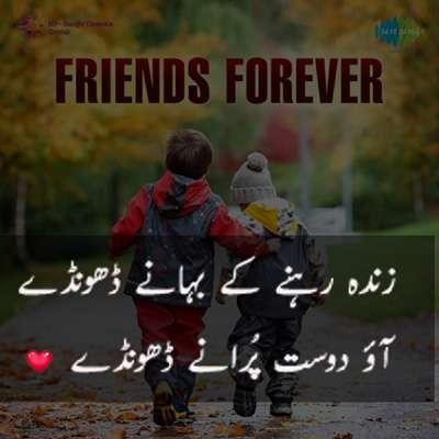 old friends quotes in urdu
