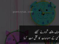 Sirf Waqt Guzarny Kaylia