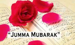jumma mubarak images hd