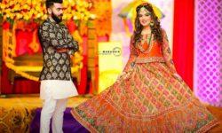 bridal couple pakistani