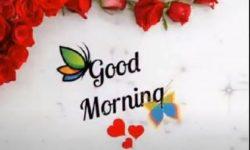 good morning shayari for crush