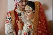marriage photo pose single
