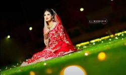 pakistani wedding couple