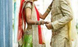 romantic bridal and groom pics