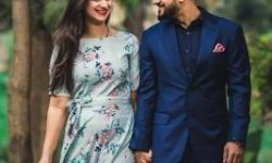 romantic wedding couple poses