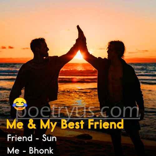 friends shayari in hindi images