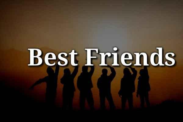 friends shayari in hindi text